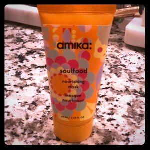 Amika Makeup - Amika soulfood hair mask